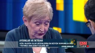 Pınar Kür, Enver Aysever'in sorularını yanıtladı: Aykırı Sorular - 08.04.2014