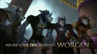 World of Warcraft: Cataclysm Announce Trailer Blizzcon 2009
