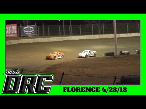 Florence Speedway | 4/28/18 | Hornets