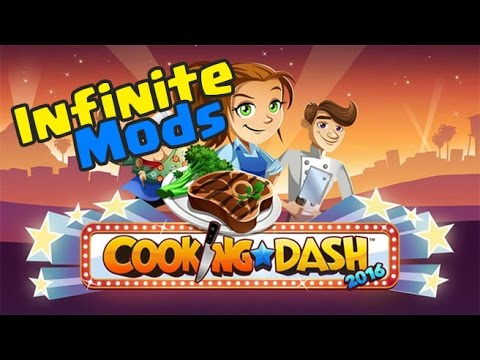 Cooking Dash Infinite Mod Android