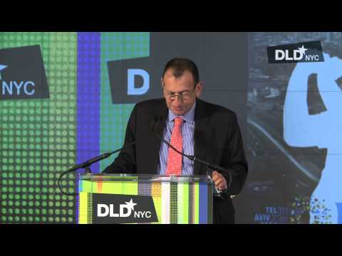Our Vision for a Global City (Ron Huldai, Mayor of Tel Aviv) | DLDnyc 15