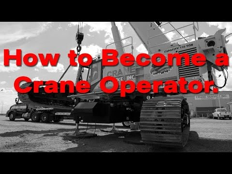 How to Become a NCCCO Crane Operator - Crane Rental Podcast E2 - 4K