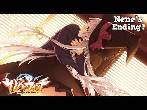 Sabbat of the Witch [Nene's Ending?] (Part 36) - Say Goodbye With A Smile