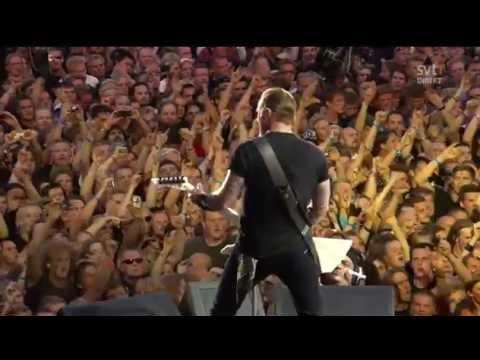 Metallica - The Big 4 - Live Ullevi Sweden (2011) [HD]
