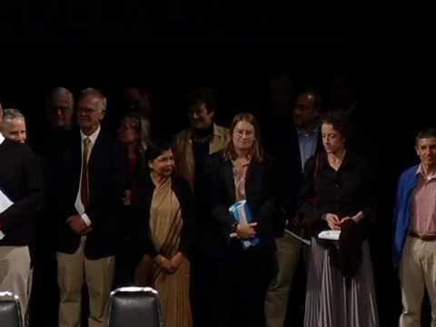 2011 Distinguished Teaching Award Ceremony