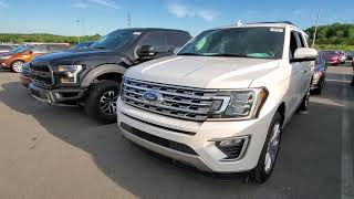 Обзор Ford Expedition MAX //  Бесплатное дизельное топливо в США?