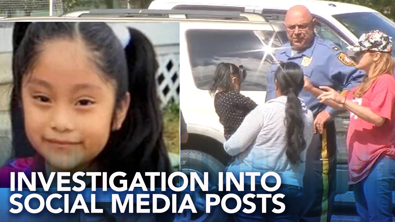 AMBER ALERT NJ: Police looking into social media postings in search for missing New Jersey girl