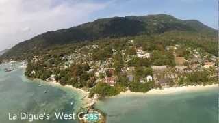 La Digue West Coast Discovery by Gyro   Aug 15th 2012