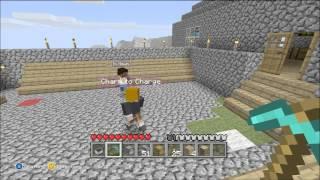Minecraft Battles Ep. 1 (Minun Vs. Zami)