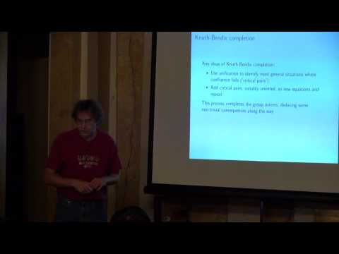 Lecture 2 | A survey of automated theorem proving | John Harrison | Лекториум