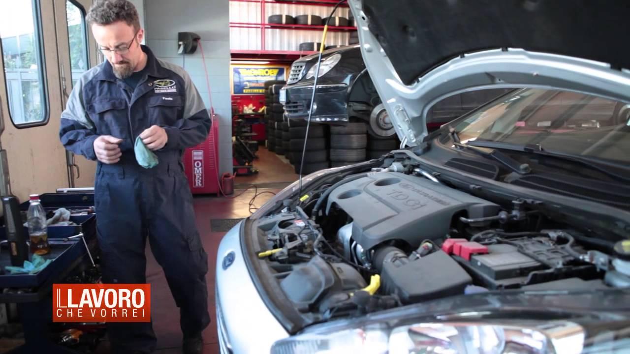 Download Il Lavoro Che Vorrei: Il Meccanico di Automobili