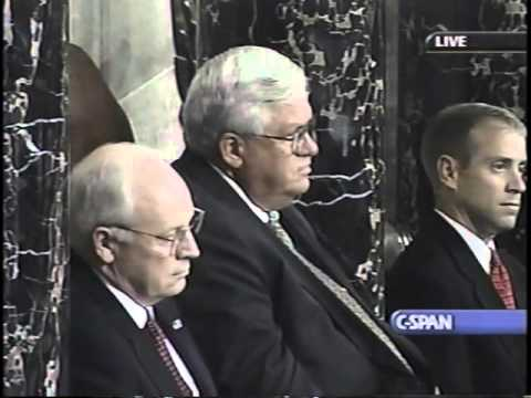 Tony Blair Address Joint Session of Congress  July 17, 2003
