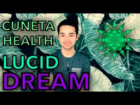 first lucid dream experience