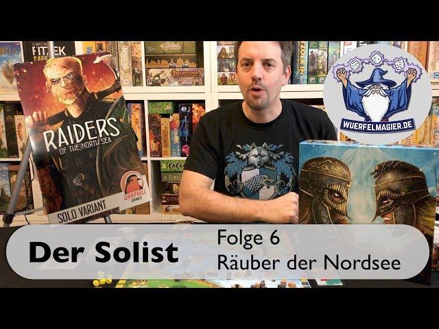 Der Solist - Folge 6: Räuber der Nordsee