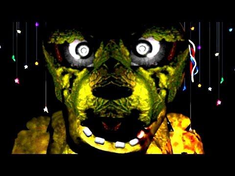Five Nights At Freddy's 3 - Part 1 - ÇOK FARKLI!