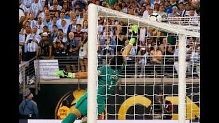 Kun Aguëro aún se lamenta con un recuerdo de la Copa América