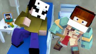 Minecraft: HEROBRINE E LICK ESTÃO DOENTES !! - (Cirurgia Minecraft ) thumbnail