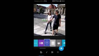 How to generate a LIVE clip with Honor 9