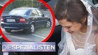 Vorm Altar versetzt: Simon im qualmenden Auto gefangen!   Franco Fabiano   Die Spezialisten   SAT.1