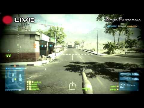 Battlefield 3 Golfo de Oman con xaviiivlc y xavinci