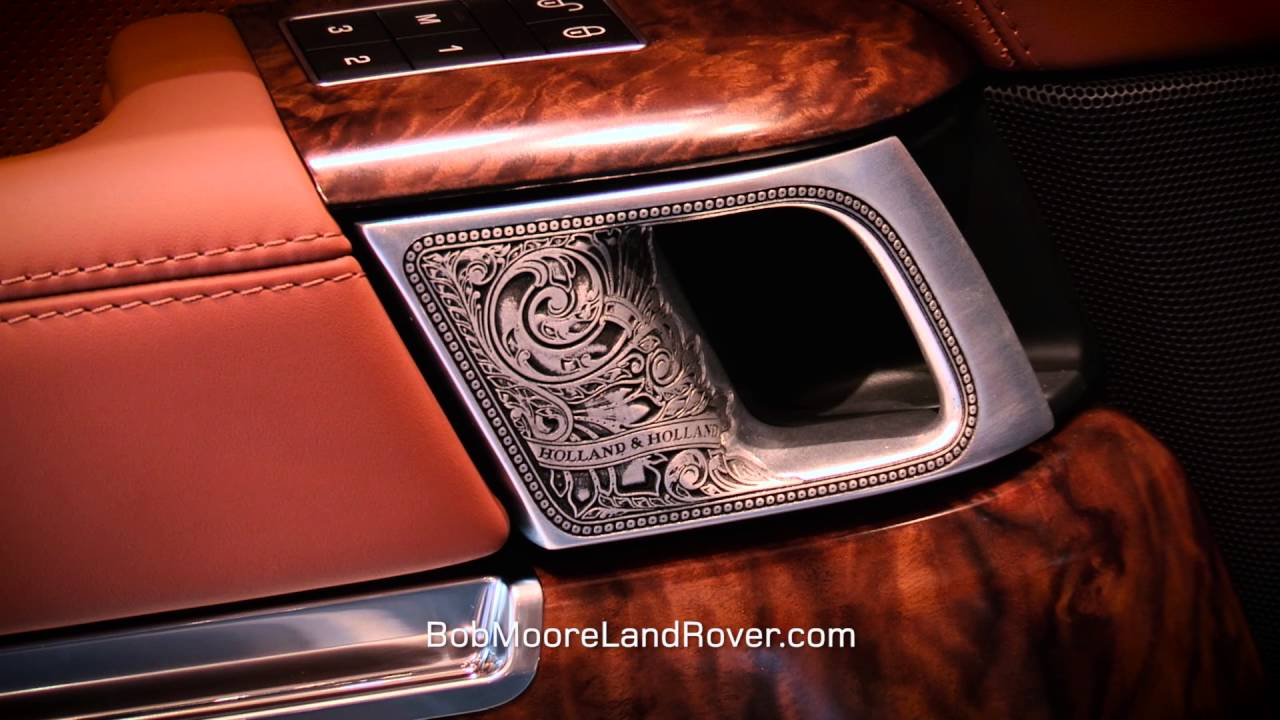 bob moore land rover 2016 holland holland edition youtube. Black Bedroom Furniture Sets. Home Design Ideas