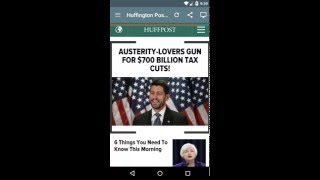 US Newspapers Android Application v2