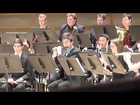The Glass Bead Game (featuring Jeff Nelson and UofA Symphonic Wind Ensemble)