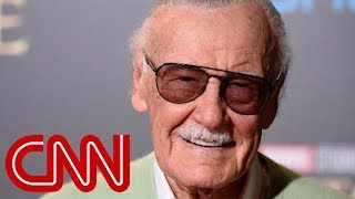 Stan Lee, Marvel Comics visionary, dead at 95