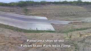 Falcon Lake [low lake level]