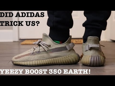 Tina Persona especial Avispón  REVIEW AND ON FEET OF THE ADIDAS YEEZY BOOST 350 V2