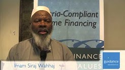 """We need Muslims who own homes."" - Imam Siraj Wahhaj on the Importance of Islamic Home Financing"