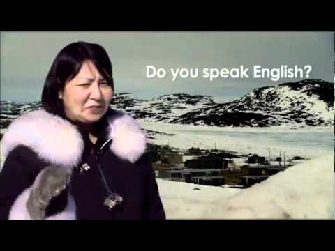 Learn Inuktitut part 1