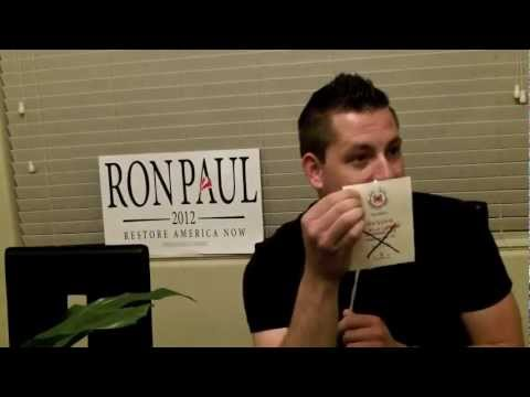 Election Fraud Revealed Against Ron Paul - Interview with an Arizona Congressional District Delegate
