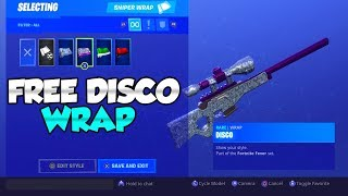 """Place Devices on A Creative Island"" FREE DISCO WRAP! 
