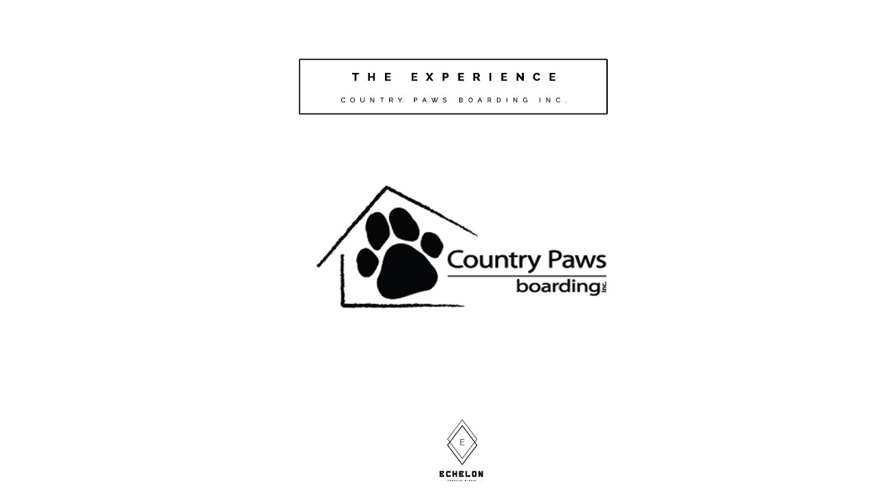 Country Paws Boarding - YouTube