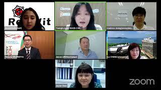 Webinar on Start-up Ecosystem in Hong Kong