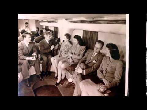 STEWARDESSES THROUGH AVIATION HISTORY