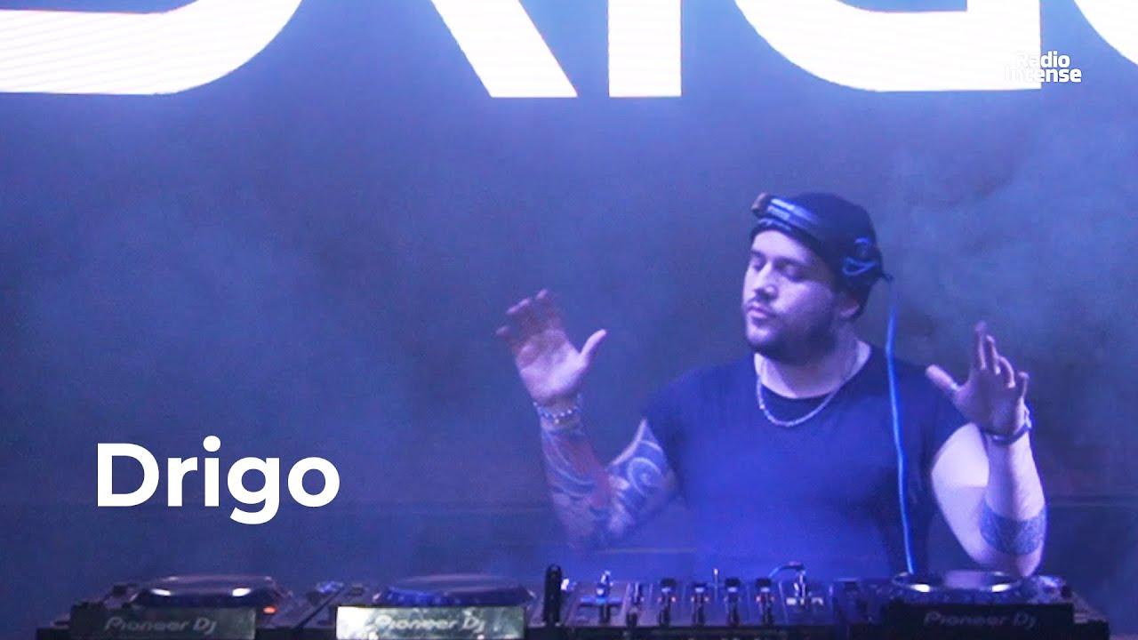 Drigo - Live @ Radio Intense Buenos Aires 15.09.2020 / Techno Mix