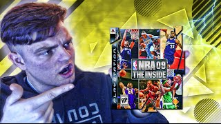 THE WORST BASKETBALL GAME EVER?? | NBA 09 The Inside Gameplay | DBG Plays Old Games #3