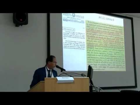 02 - Saluto di Benvenuto del Moderatore e intervento del dott. Dario Zava - 11-SET-14