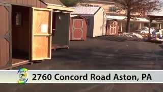 Rick's Sheds, Gazebos, & Outdoor Furniture 610-497-4019