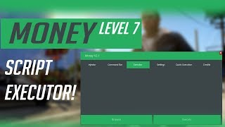✔️[LEVEL 7] MONEY V2!!! LUA C SCRIPT EXECUTOR!!! ✔️ROBLOX HACK/EXPLOIT! 2017 ✔️ [PATCHED]