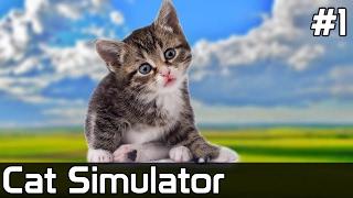 Cat Simulator Po Polsku [#1] Jestem KOTKIEM Łobuziakiem
