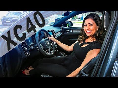 Volvo XC40 R-Design com Giu Brandão