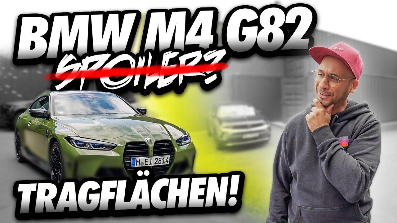 JP Performance - Spoiler? Tragflächen! | BMW M4 G82