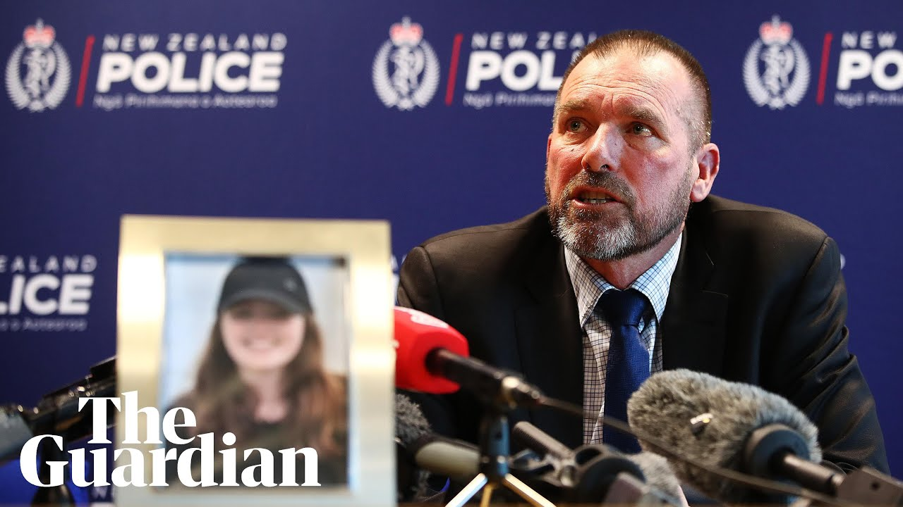 Police confirm UK backpacker Grace Millane was murdered in New Zealand