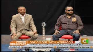 Power Breakfast : One on One with Werrason