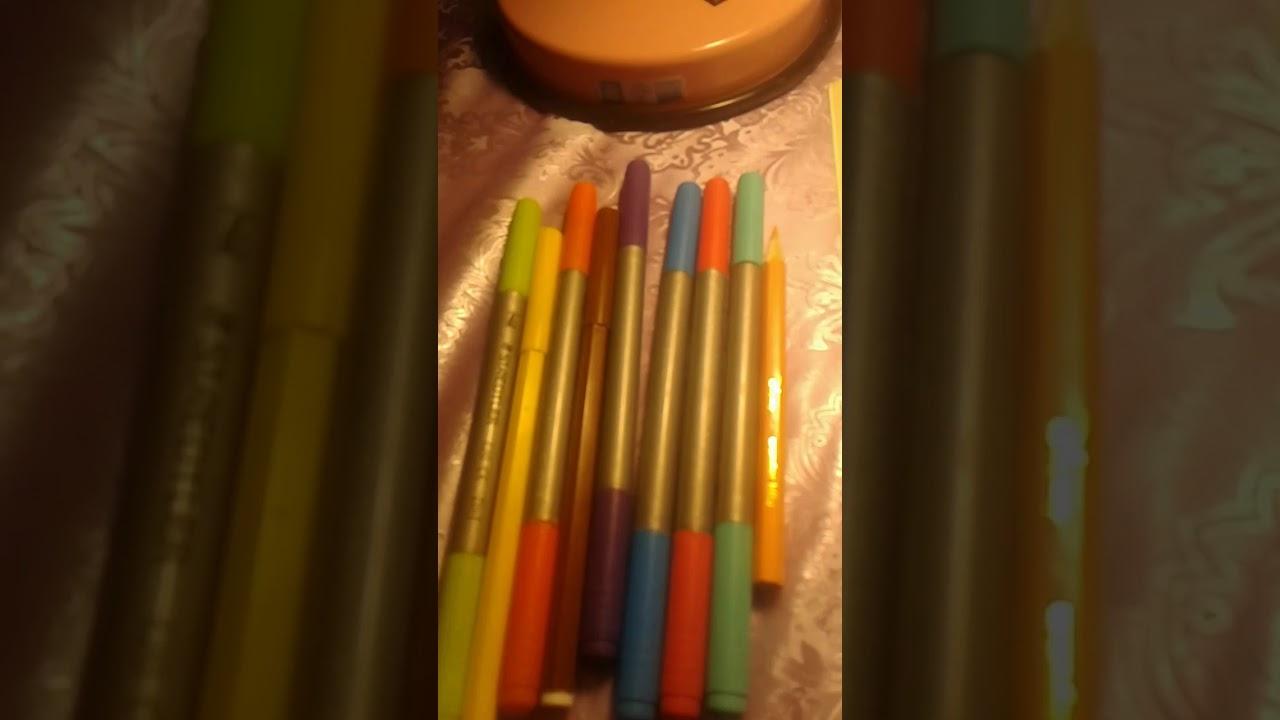 Раскраска эльф с луком и замок/Видео для детей - YouTube