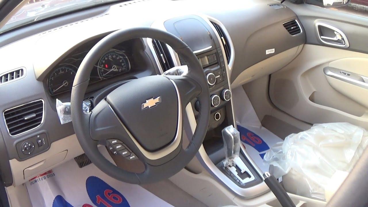استعراض مواصفات شيفروليه اوبترا 2019 هاي لاين Chevrolet ...