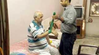 Hand Exercises Stroke Patients